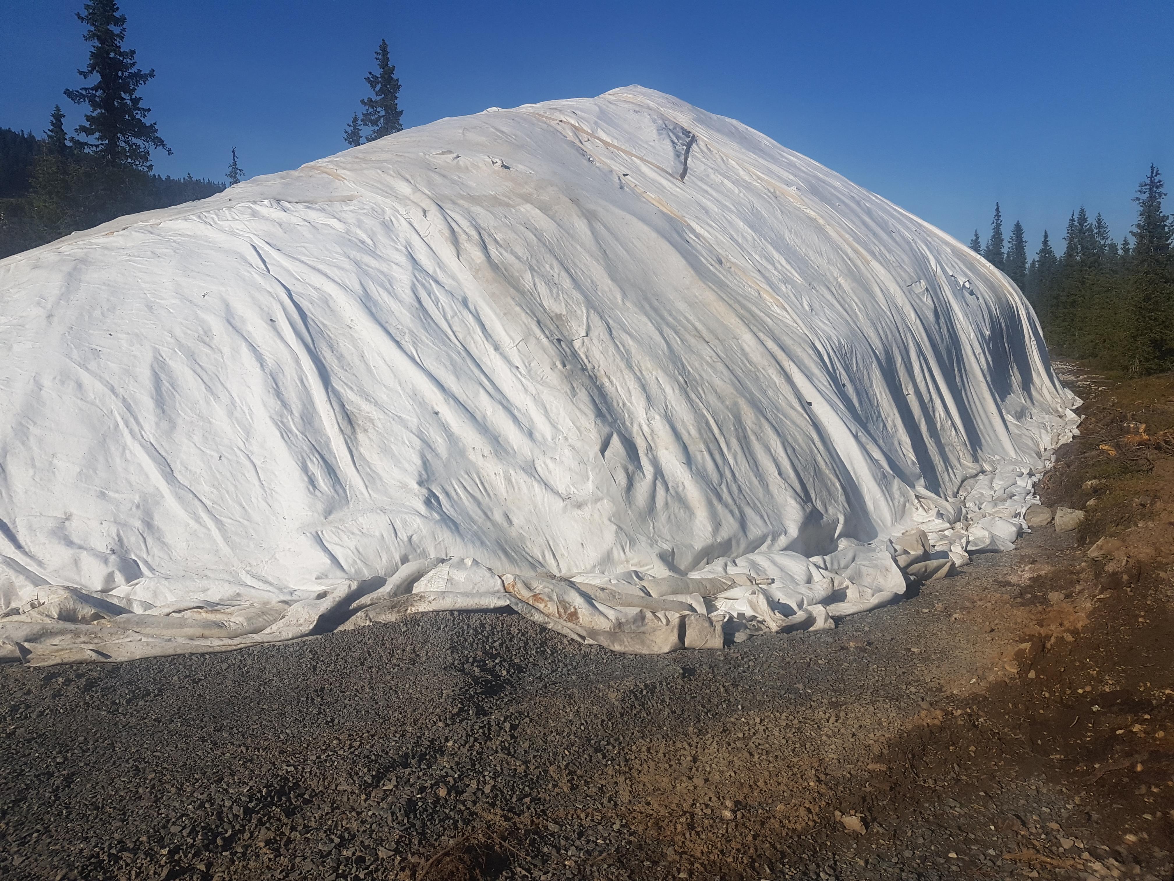 Schneedepot Snowfarming